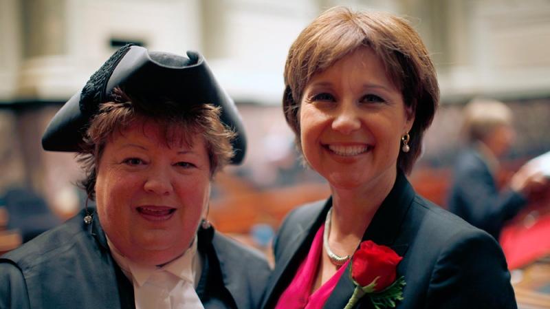 Speaker of the House Linda Reid