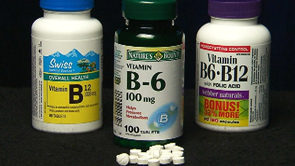 Vitamin B12 deficiency may lead to cognitive problems