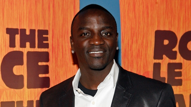 Why hip-hop star Akon decided to appify his next album   CTV