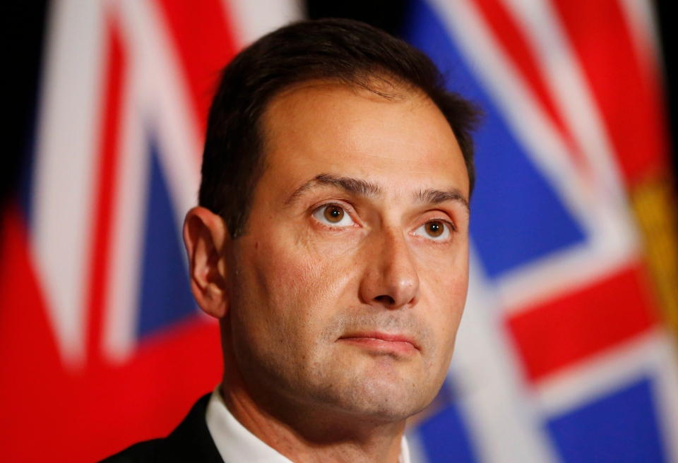 Former Prince Edward Island Premier Robert Ghiz is shown in this file photo.(Mark Blinch /  THE CANADIAN PRESS)