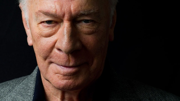 Christopher Plummer poses for a portrait in New York, May 24, 2011. (AP / Charles Sykes)