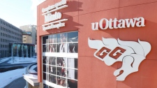 Home of the University of Ottawa Gee-Gees