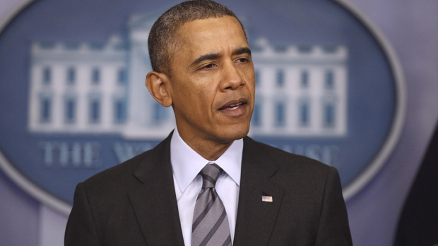 Obama on sanctions against Russia over Ukraine