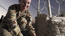 Australia will follow Canada and New Zealand in allowing women to serve in the military. (Australian Defence Force)