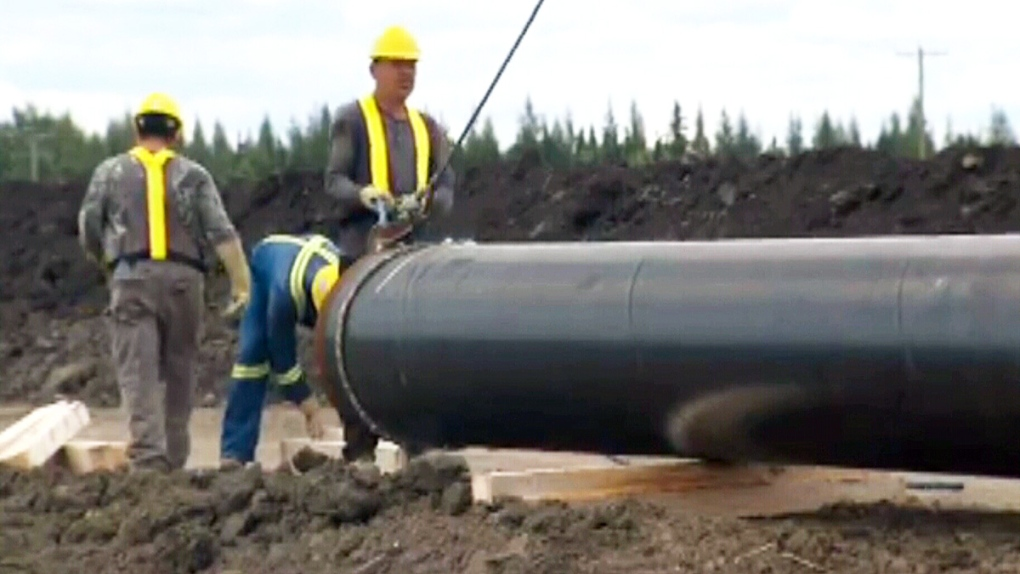 National Energy Board approves Line 9 pipeline