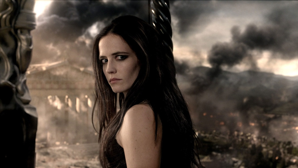 Review: Abs strike back in '300: Rise of an Empire' | Film ... Eva Green Review
