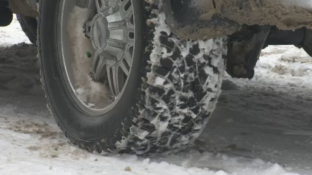 Rotating tires and using winter tires can help avoid accidents. (file image)