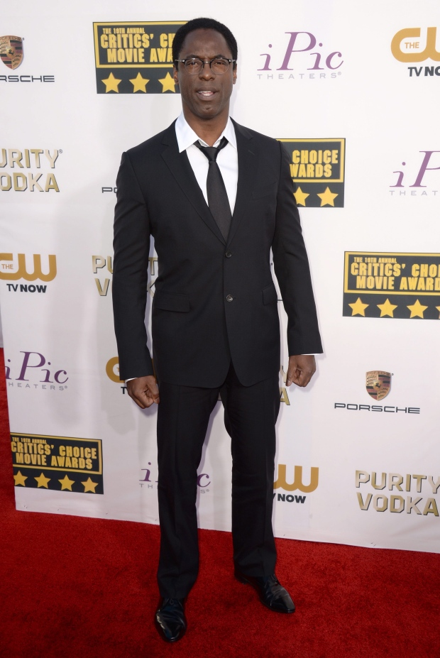 Isaiah Washington To Guest Star On Greys Anatomy 7 Years After