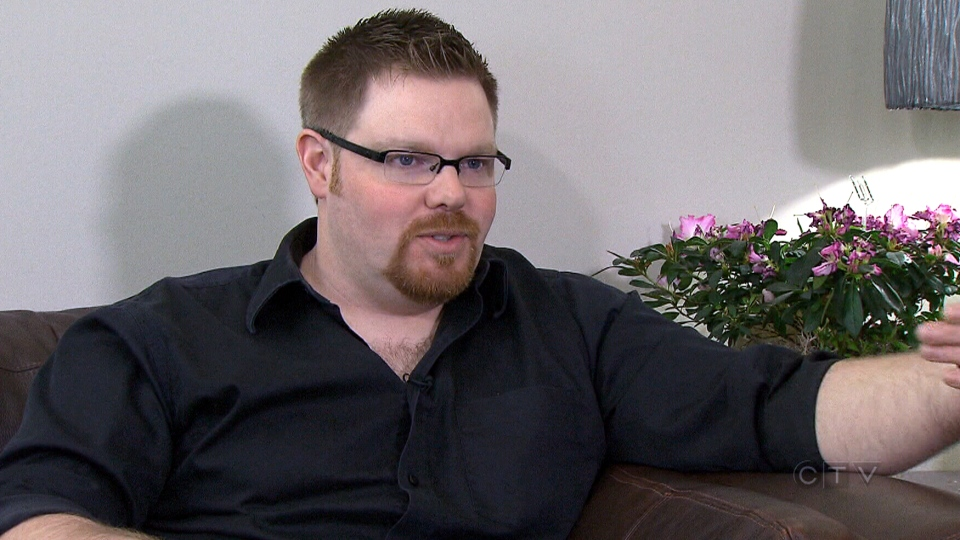 Randy Murray, Faith's father, speaks with CTV News, Thursday, March 6, 2014.