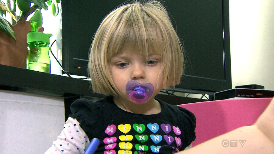 Two-year-old Faith Murray was suspended from her Ottawa daycare for three days for accidentally bringing a cheese sandwich to class.