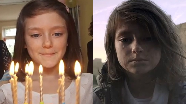 Save the Children release shocking video campaign in an
