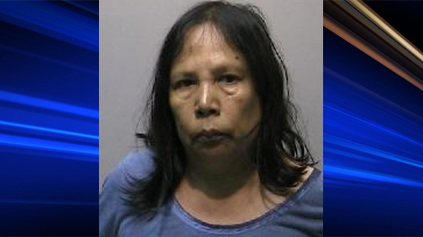 Erlisita Hernandez is seen in this photo provided by RCMP.