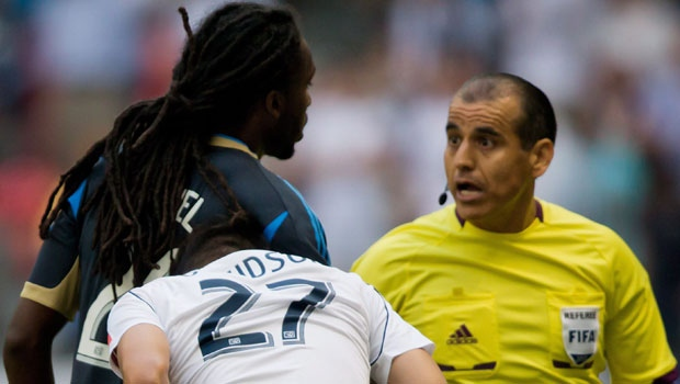 Major League Soccer referee