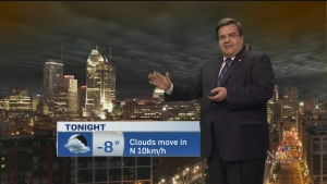 CTV Montreal: Celeb Weather: Mayor Coderre
