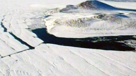 Researchers say Canadian ice shelves are breaking up and vanishing rapidly - with a 50 per cent loss in the last six years alone