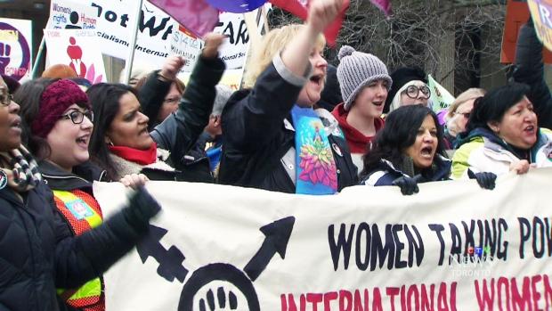 International Women's Day Toronto
