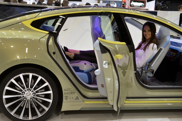 what will future of the road look like with driverless cars ctv news autos. Black Bedroom Furniture Sets. Home Design Ideas