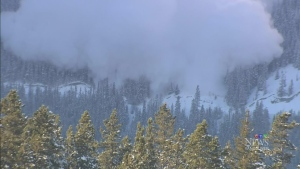 Avalanche Canada has issued a special advisory for mountain ranges in western Alberta and eastern B.C. (File photo)
