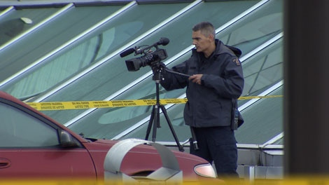 RCMP in Surrey, B.C., are investigating a homicide after a woman was shot and killed in an early morning attack. (CTV)