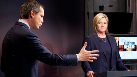 Ontario leaders' debate.