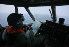Missing Malaysian Airlines Boeing 777 search