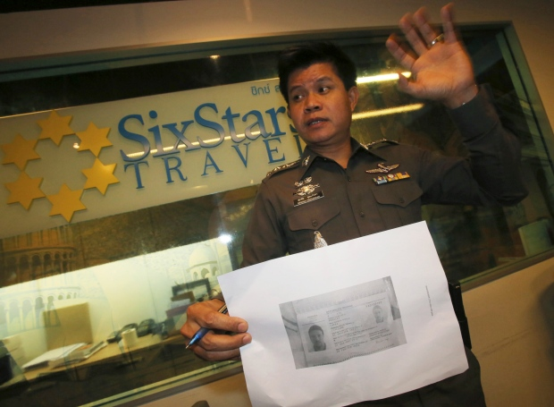 Stolen passports used on Malaysia Airlines plane