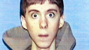 This undated identification photo provided Wednesday, April 3, 2013, by Western Connecticut State University in Danbury, Conn., shows former student Adam Lanza, who carried out the shooting massacre at Sandy Hook Elementary School in December 2012. (AP / Western Connecticut State University)