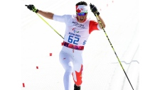 Brian McKeever wins gold at Paralympics in Sochi