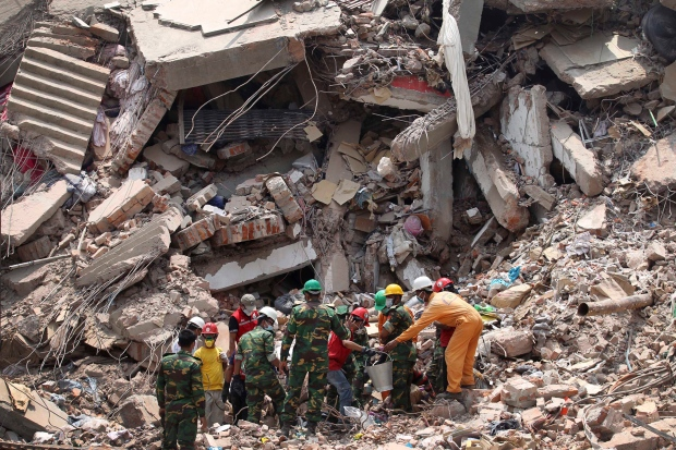 Bangladesh factory Rana Plaza collapse