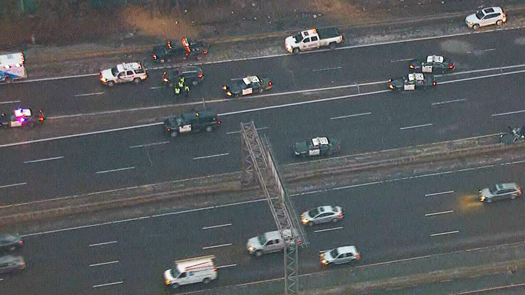 CTV Toronto: Fatal Highway 401 crash kills one man | CTV News