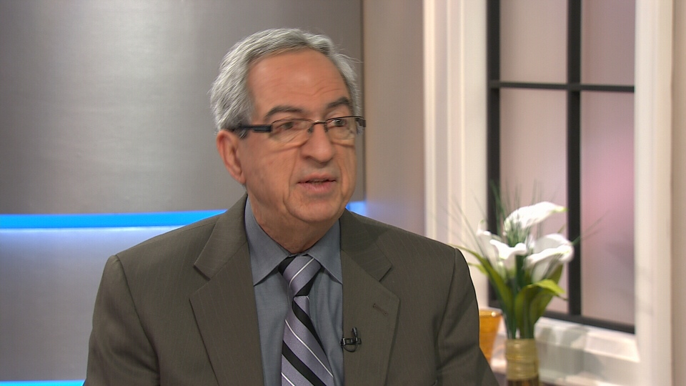 Thermodyne Engineering president Joseph Yeremian appears on Canada AM, Tuesday, March 11, 2014.