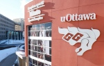 The Minto Sports Complex, home of the University of Ottawa Gee-Gees men's hockey team, is shown in Ottawa on Monday, March 3, 2014. (Patrick Doyle / THE CANADIAN PRESS)