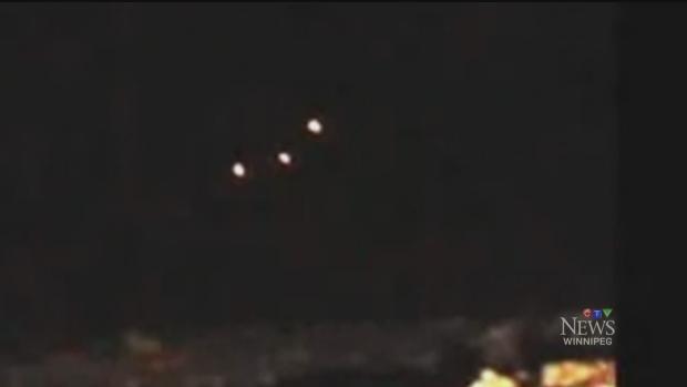 CTV Winnipeg: UFO caught on camera | CTV News