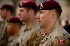 Canada ends 12 year mission in Afghanistan