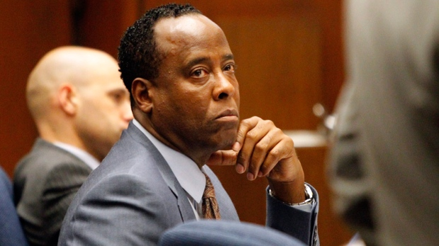 Conrad Murray on trial for michael jackson's death