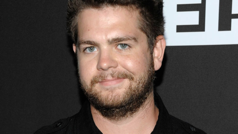 Jack Osbourne in Los Angeles on Saturday, Sept. 3, 2011. (AP Photo/Dan Steinberg)