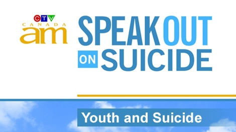 suicide, youth, series, Canada AM
