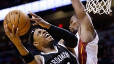 Brooklyn Nets forward Paul Pierce