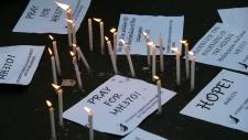 Malysian Airlines memorial