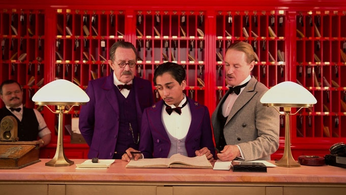 A scene from Fox Searchlight Pictures' 'The Grand Budapest Hotel'