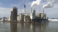 Irving Pulp and Paper Mill