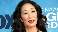 Sandra Oh, Walk of Fame, Canada