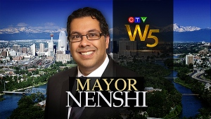 nenshi mayor w5