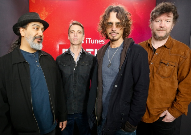 Soundgarden at SXSW
