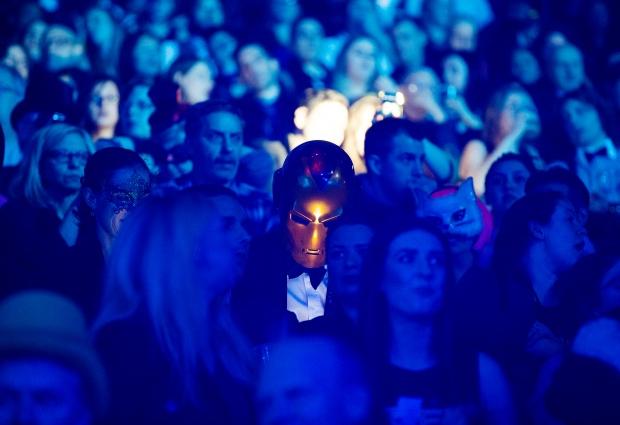 Arcade Fire fans dress up at Toronto show