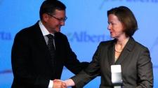 Ed Stelmach, Alberta, PCs, polls