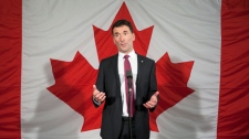 NDP MP Paul Dewar speaks with media after announcing he will seek the leadership of the party during an event in Ottawa, Sunday October 2, 2011. (Adrian Wyld  / THE CANADIAN PRESS)