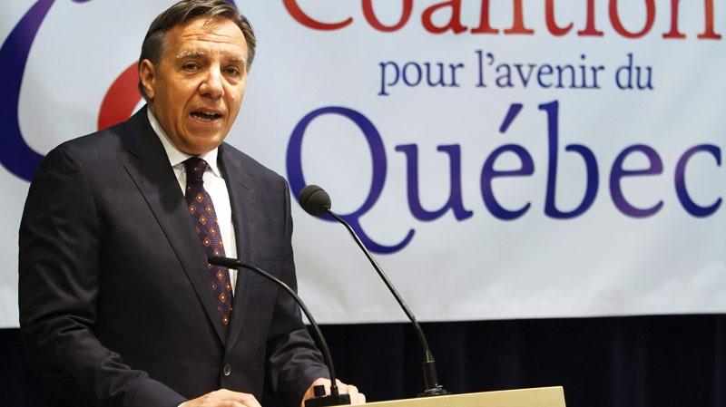 Legault., Quebec, party