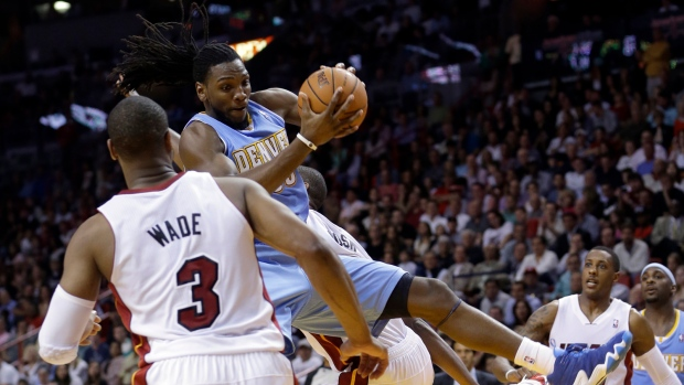 Heat fall to Nuggets