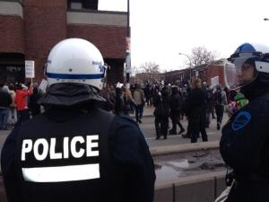 anti police DE